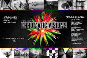 Chromatic Visions The Exhibition